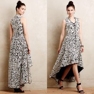 Anthropologie Acanthus Dress By Pankaj & Nidhi 4